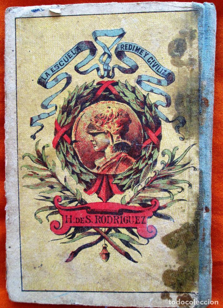 Libros antiguos: GRAMATICA DE HERRANZ - Foto 2 - 52975834