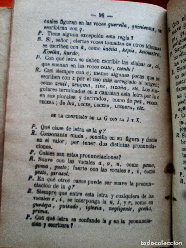 Libros antiguos: GRAMATICA DE HERRANZ - Foto 5 - 52975834