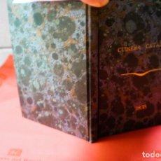 Libri antichi: LA CUINERA CATALANA.CUADERN I. Lote 240869640