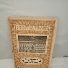 Libros antiguos: LA COLMENA Y SUS ACCESORIOS. Lote 240816910
