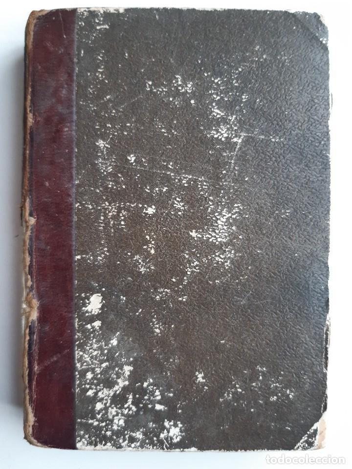 Libros antiguos: EL ABAD TOMO II Sir Walter Scott Francisco Alejandro Teruel 1845 - Foto 2 - 240957995