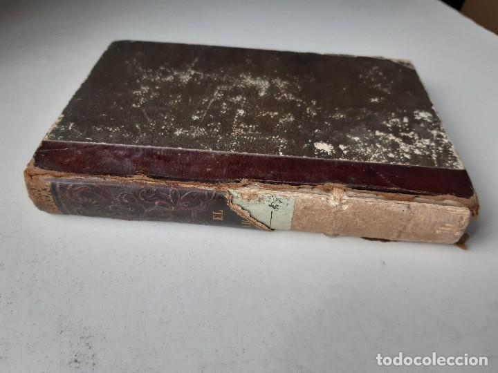 Libros antiguos: EL ABAD TOMO II Sir Walter Scott Francisco Alejandro Teruel 1845 - Foto 3 - 240957995