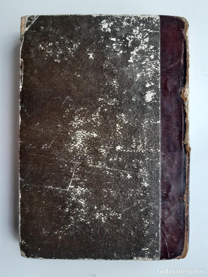 Libros antiguos: EL ABAD TOMO II Sir Walter Scott Francisco Alejandro Teruel 1845 - Foto 4 - 240957995