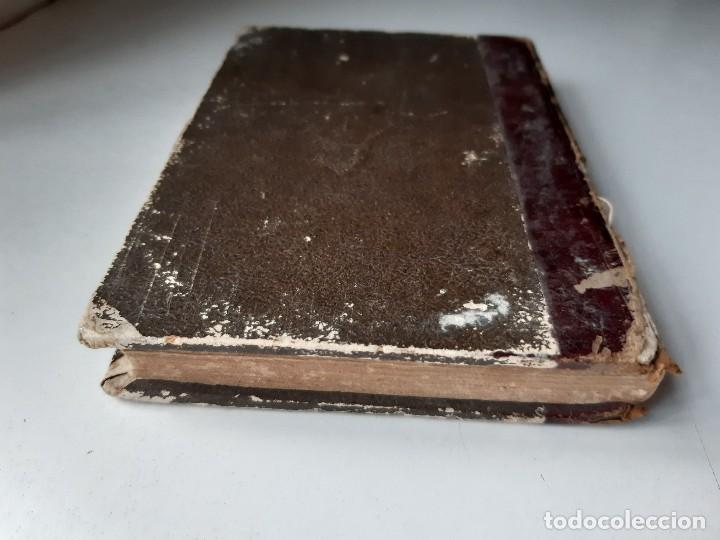 Libros antiguos: EL ABAD TOMO II Sir Walter Scott Francisco Alejandro Teruel 1845 - Foto 6 - 240957995