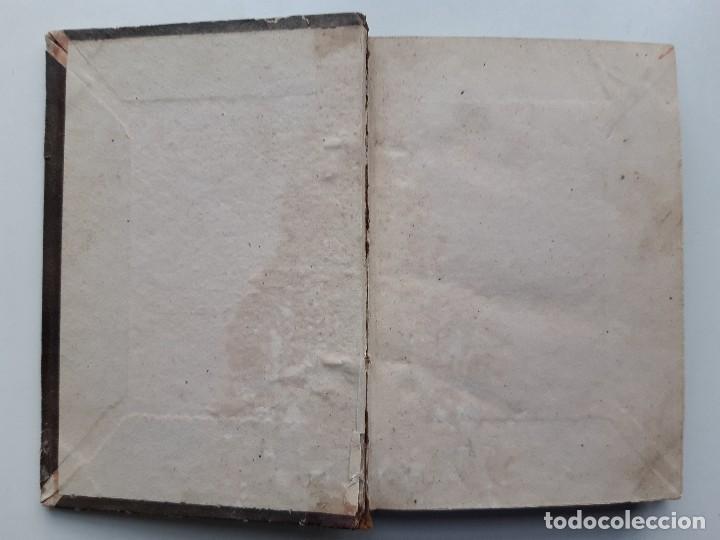 Libros antiguos: EL ABAD TOMO II Sir Walter Scott Francisco Alejandro Teruel 1845 - Foto 9 - 240957995