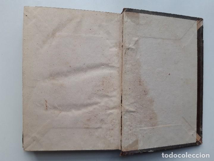 Libros antiguos: EL ABAD TOMO II Sir Walter Scott Francisco Alejandro Teruel 1845 - Foto 14 - 240957995