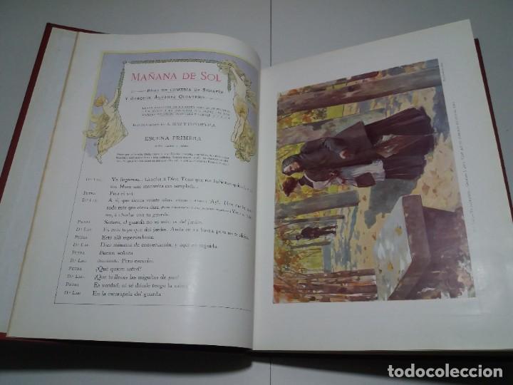 Libros antiguos: FABULOSO Y EXCEPCIONAL LIBRO ILUSTRACION ARTISTICA 110 AÑOS MONUMENTAL 40 cm - Foto 16 - 240999385