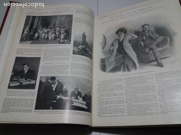 Libros antiguos: FABULOSO Y EXCEPCIONAL LIBRO ILUSTRACION ARTISTICA 110 AÑOS MONUMENTAL 40 cm - Foto 31 - 240999385