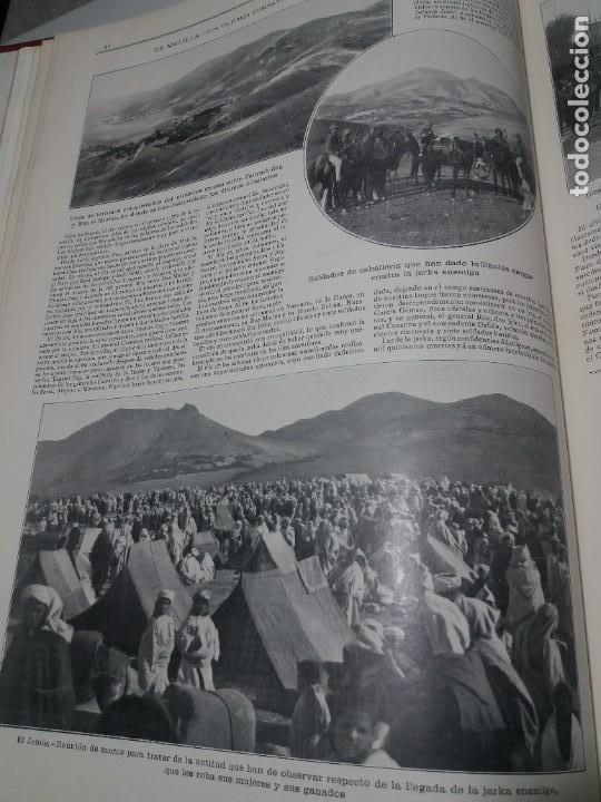 Libros antiguos: FABULOSO Y EXCEPCIONAL LIBRO ILUSTRACION ARTISTICA 110 AÑOS MONUMENTAL 40 cm - Foto 32 - 240999385