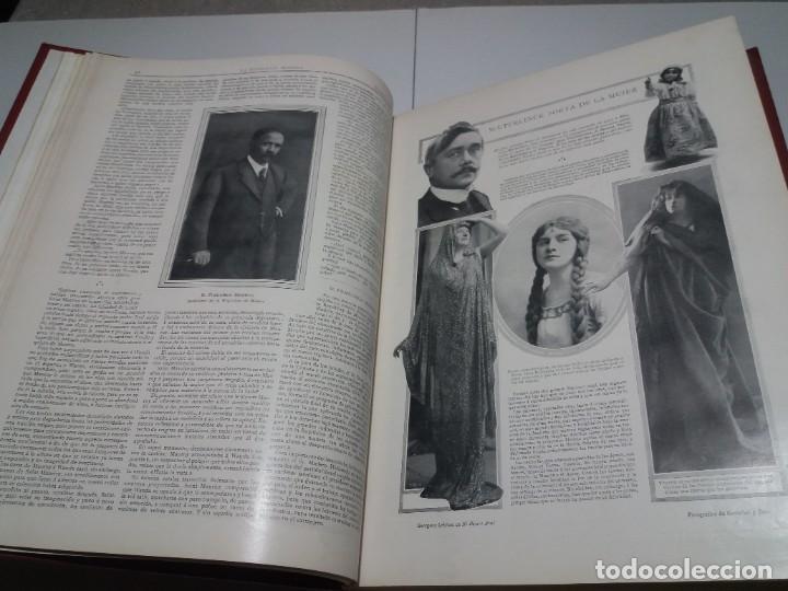 Libros antiguos: FABULOSO Y EXCEPCIONAL LIBRO ILUSTRACION ARTISTICA 110 AÑOS MONUMENTAL 40 cm - Foto 35 - 240999385