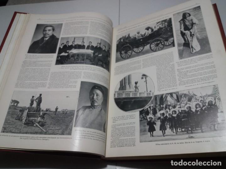 Libros antiguos: FABULOSO Y EXCEPCIONAL LIBRO ILUSTRACION ARTISTICA 110 AÑOS MONUMENTAL 40 cm - Foto 36 - 240999385