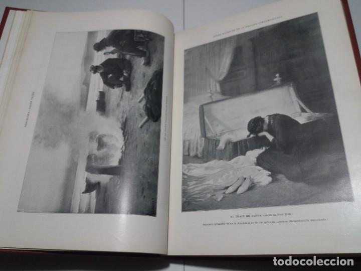 Libros antiguos: FABULOSO Y EXCEPCIONAL LIBRO ILUSTRACION ARTISTICA 110 AÑOS MONUMENTAL 40 cm - Foto 37 - 240999385