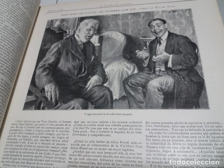 Libros antiguos: FABULOSO Y EXCEPCIONAL LIBRO ILUSTRACION ARTISTICA 110 AÑOS MONUMENTAL 40 cm - Foto 40 - 240999385