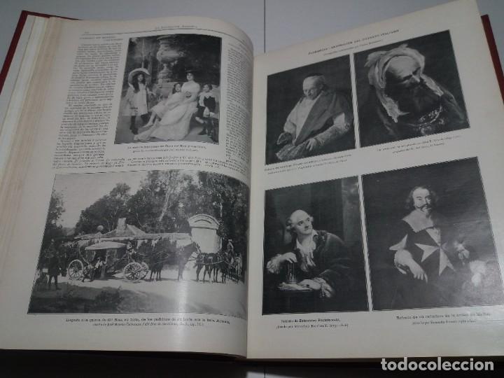 Libros antiguos: FABULOSO Y EXCEPCIONAL LIBRO ILUSTRACION ARTISTICA 110 AÑOS MONUMENTAL 40 cm - Foto 41 - 240999385