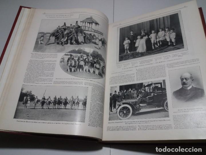 Libros antiguos: FABULOSO Y EXCEPCIONAL LIBRO ILUSTRACION ARTISTICA 110 AÑOS MONUMENTAL 40 cm - Foto 42 - 240999385