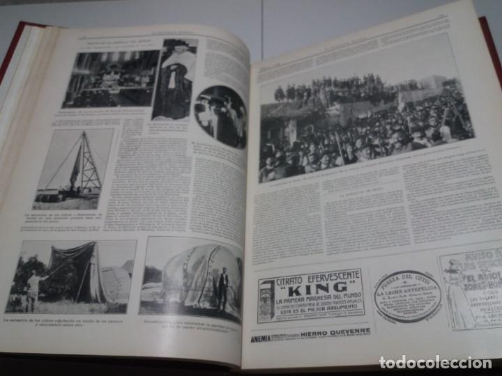 Libros antiguos: FABULOSO Y EXCEPCIONAL LIBRO ILUSTRACION ARTISTICA 110 AÑOS MONUMENTAL 40 cm - Foto 45 - 240999385