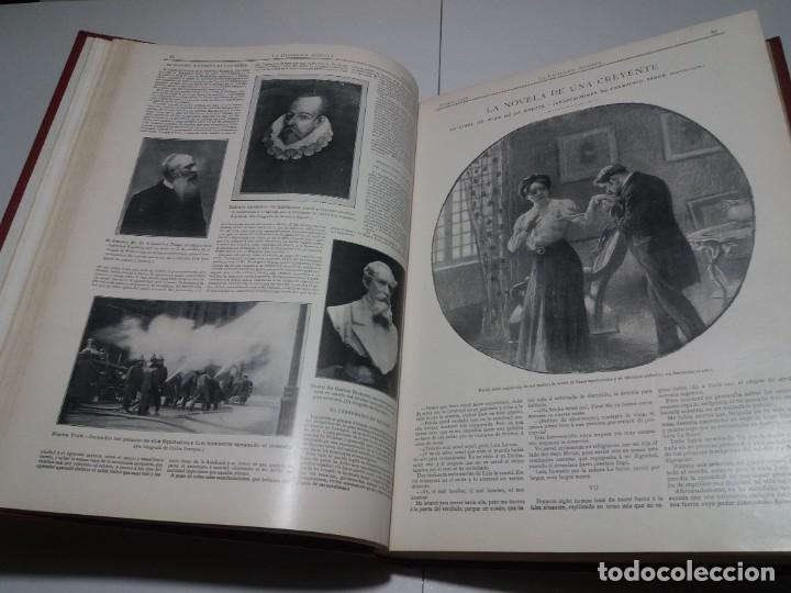 Libros antiguos: FABULOSO Y EXCEPCIONAL LIBRO ILUSTRACION ARTISTICA 110 AÑOS MONUMENTAL 40 cm - Foto 50 - 240999385