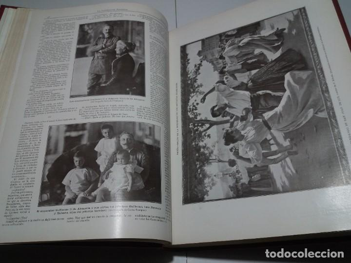 Libros antiguos: FABULOSO Y EXCEPCIONAL LIBRO ILUSTRACION ARTISTICA 110 AÑOS MONUMENTAL 40 cm - Foto 52 - 240999385