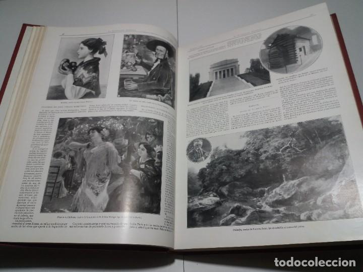 Libros antiguos: FABULOSO Y EXCEPCIONAL LIBRO ILUSTRACION ARTISTICA 110 AÑOS MONUMENTAL 40 cm - Foto 53 - 240999385