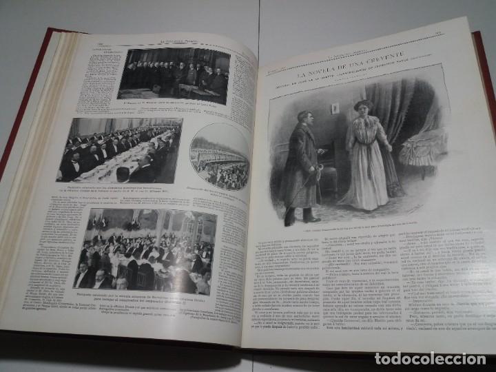 Libros antiguos: FABULOSO Y EXCEPCIONAL LIBRO ILUSTRACION ARTISTICA 110 AÑOS MONUMENTAL 40 cm - Foto 55 - 240999385