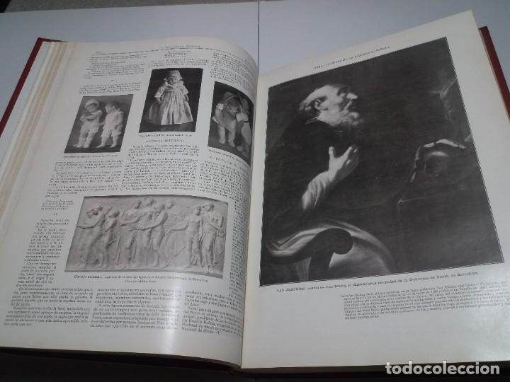 Libros antiguos: FABULOSO Y EXCEPCIONAL LIBRO ILUSTRACION ARTISTICA 110 AÑOS MONUMENTAL 40 cm - Foto 59 - 240999385