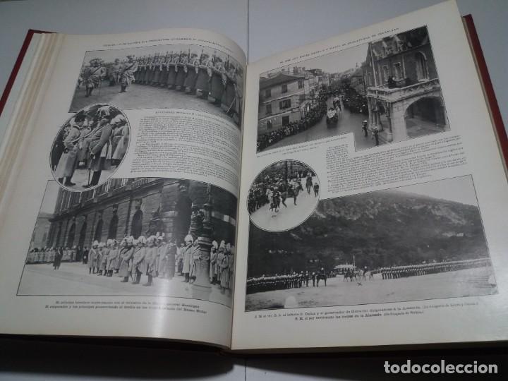 Libros antiguos: FABULOSO Y EXCEPCIONAL LIBRO ILUSTRACION ARTISTICA 110 AÑOS MONUMENTAL 40 cm - Foto 60 - 240999385