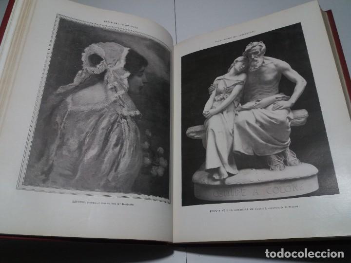 Libros antiguos: FABULOSO Y EXCEPCIONAL LIBRO ILUSTRACION ARTISTICA 110 AÑOS MONUMENTAL 40 cm - Foto 61 - 240999385