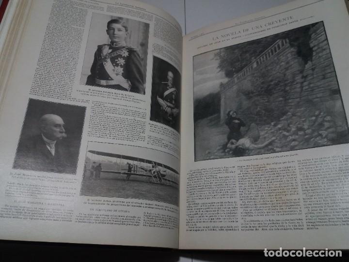 Libros antiguos: FABULOSO Y EXCEPCIONAL LIBRO ILUSTRACION ARTISTICA 110 AÑOS MONUMENTAL 40 cm - Foto 62 - 240999385