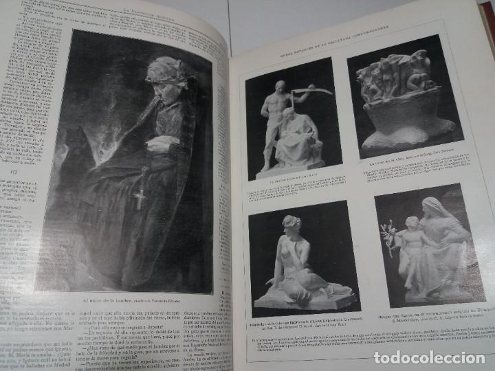 Libros antiguos: FABULOSO Y EXCEPCIONAL LIBRO ILUSTRACION ARTISTICA 110 AÑOS MONUMENTAL 40 cm - Foto 64 - 240999385