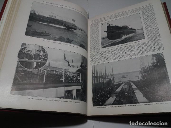 Libros antiguos: FABULOSO Y EXCEPCIONAL LIBRO ILUSTRACION ARTISTICA 110 AÑOS MONUMENTAL 40 cm - Foto 65 - 240999385