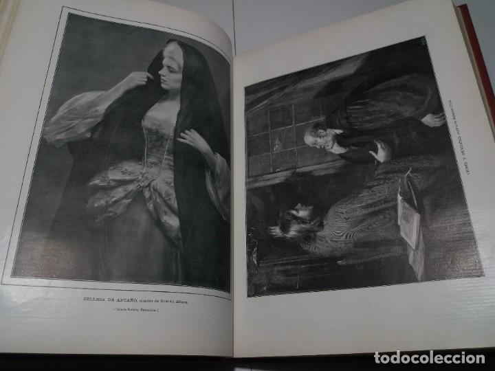 Libros antiguos: FABULOSO Y EXCEPCIONAL LIBRO ILUSTRACION ARTISTICA 110 AÑOS MONUMENTAL 40 cm - Foto 66 - 240999385