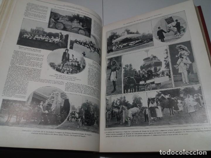 Libros antiguos: FABULOSO Y EXCEPCIONAL LIBRO ILUSTRACION ARTISTICA 110 AÑOS MONUMENTAL 40 cm - Foto 70 - 240999385