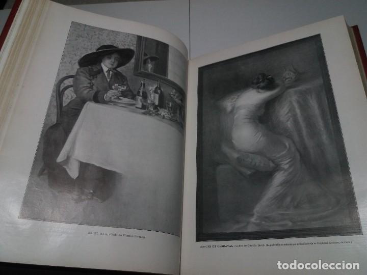 Libros antiguos: FABULOSO Y EXCEPCIONAL LIBRO ILUSTRACION ARTISTICA 110 AÑOS MONUMENTAL 40 cm - Foto 71 - 240999385