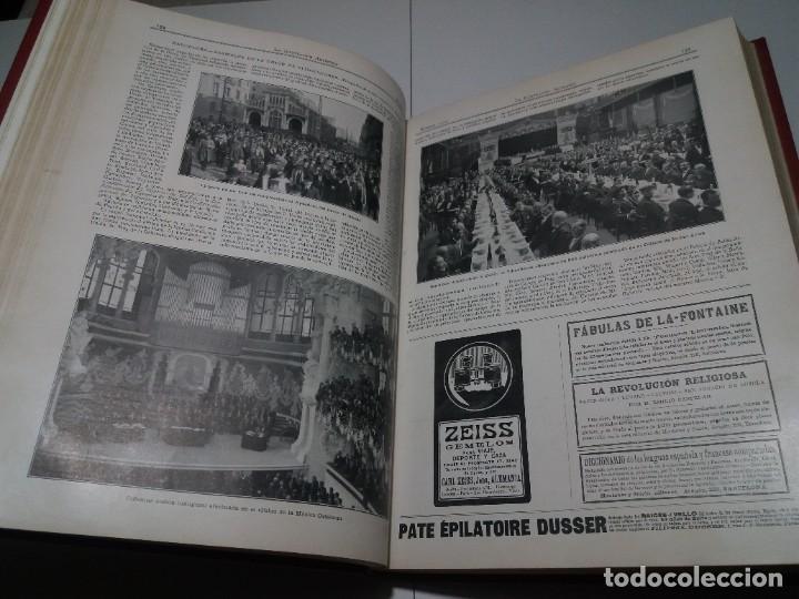 Libros antiguos: FABULOSO Y EXCEPCIONAL LIBRO ILUSTRACION ARTISTICA 110 AÑOS MONUMENTAL 40 cm - Foto 72 - 240999385