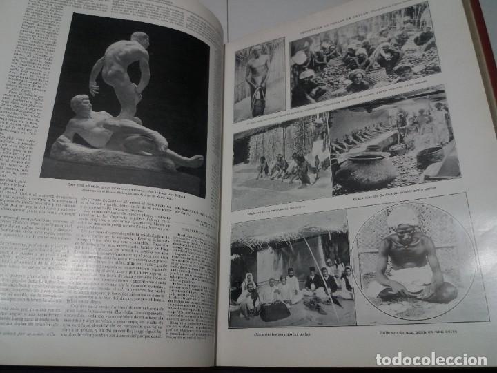Libros antiguos: FABULOSO Y EXCEPCIONAL LIBRO ILUSTRACION ARTISTICA 110 AÑOS MONUMENTAL 40 cm - Foto 74 - 240999385