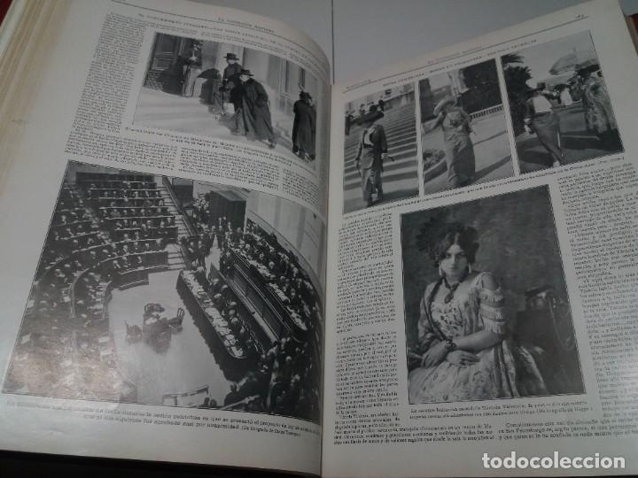 Libros antiguos: FABULOSO Y EXCEPCIONAL LIBRO ILUSTRACION ARTISTICA 110 AÑOS MONUMENTAL 40 cm - Foto 75 - 240999385