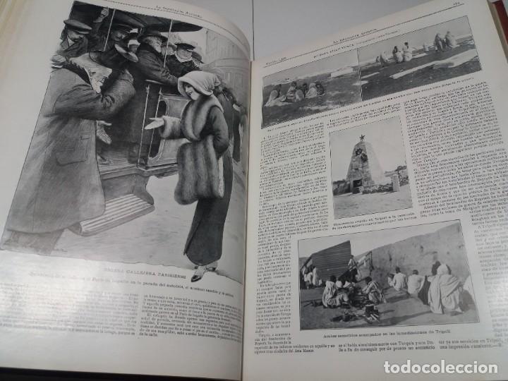 Libros antiguos: FABULOSO Y EXCEPCIONAL LIBRO ILUSTRACION ARTISTICA 110 AÑOS MONUMENTAL 40 cm - Foto 79 - 240999385
