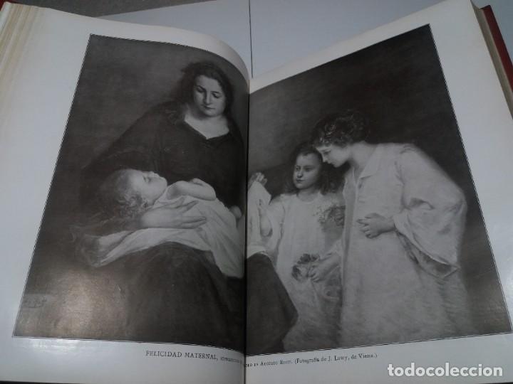 Libros antiguos: FABULOSO Y EXCEPCIONAL LIBRO ILUSTRACION ARTISTICA 110 AÑOS MONUMENTAL 40 cm - Foto 80 - 240999385