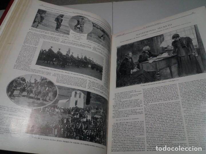 Libros antiguos: FABULOSO Y EXCEPCIONAL LIBRO ILUSTRACION ARTISTICA 110 AÑOS MONUMENTAL 40 cm - Foto 81 - 240999385