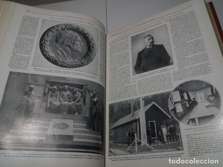 Libros antiguos: FABULOSO Y EXCEPCIONAL LIBRO ILUSTRACION ARTISTICA 110 AÑOS MONUMENTAL 40 cm - Foto 85 - 240999385