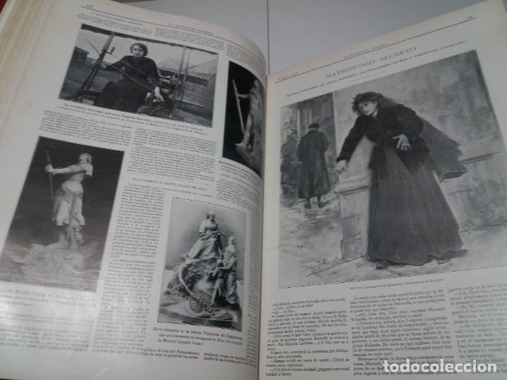 Libros antiguos: FABULOSO Y EXCEPCIONAL LIBRO ILUSTRACION ARTISTICA 110 AÑOS MONUMENTAL 40 cm - Foto 87 - 240999385