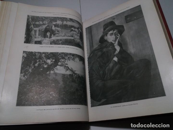 Libros antiguos: FABULOSO Y EXCEPCIONAL LIBRO ILUSTRACION ARTISTICA 110 AÑOS MONUMENTAL 40 cm - Foto 89 - 240999385