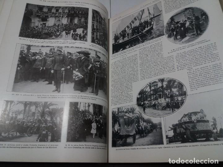 Libros antiguos: FABULOSO Y EXCEPCIONAL LIBRO ILUSTRACION ARTISTICA 110 AÑOS MONUMENTAL 40 cm - Foto 90 - 240999385