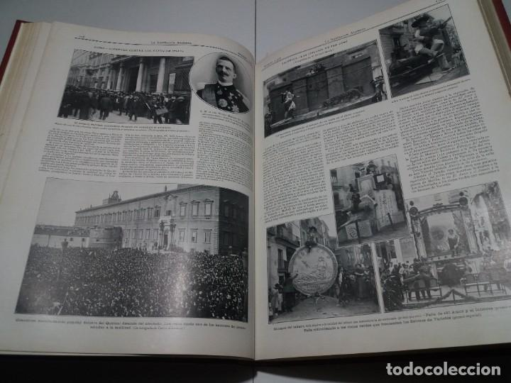 Libros antiguos: FABULOSO Y EXCEPCIONAL LIBRO ILUSTRACION ARTISTICA 110 AÑOS MONUMENTAL 40 cm - Foto 92 - 240999385