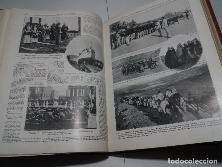 Libros antiguos: FABULOSO Y EXCEPCIONAL LIBRO ILUSTRACION ARTISTICA 110 AÑOS MONUMENTAL 40 cm - Foto 95 - 240999385