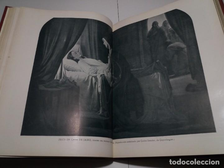 Libros antiguos: FABULOSO Y EXCEPCIONAL LIBRO ILUSTRACION ARTISTICA 110 AÑOS MONUMENTAL 40 cm - Foto 96 - 240999385