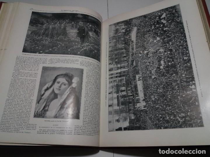 Libros antiguos: FABULOSO Y EXCEPCIONAL LIBRO ILUSTRACION ARTISTICA 110 AÑOS MONUMENTAL 40 cm - Foto 99 - 240999385