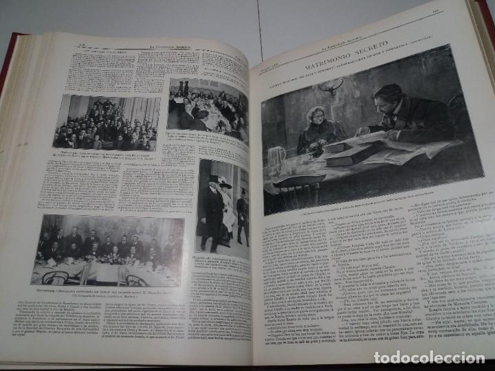 Libros antiguos: FABULOSO Y EXCEPCIONAL LIBRO ILUSTRACION ARTISTICA 110 AÑOS MONUMENTAL 40 cm - Foto 102 - 240999385