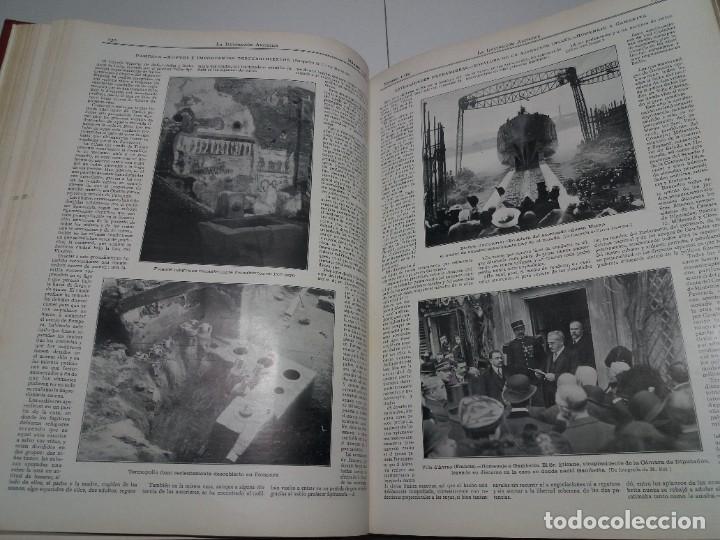 Libros antiguos: FABULOSO Y EXCEPCIONAL LIBRO ILUSTRACION ARTISTICA 110 AÑOS MONUMENTAL 40 cm - Foto 103 - 240999385