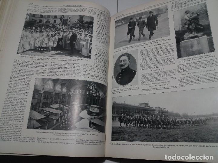 Libros antiguos: FABULOSO Y EXCEPCIONAL LIBRO ILUSTRACION ARTISTICA 110 AÑOS MONUMENTAL 40 cm - Foto 106 - 240999385
